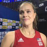 Former Huskers Robinson, Foecke, lead Team USA to a sweep over Germany in the FIVB VNL Tournament