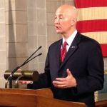 U. of Nebraska withdraws ticket issued to governor's vehicle