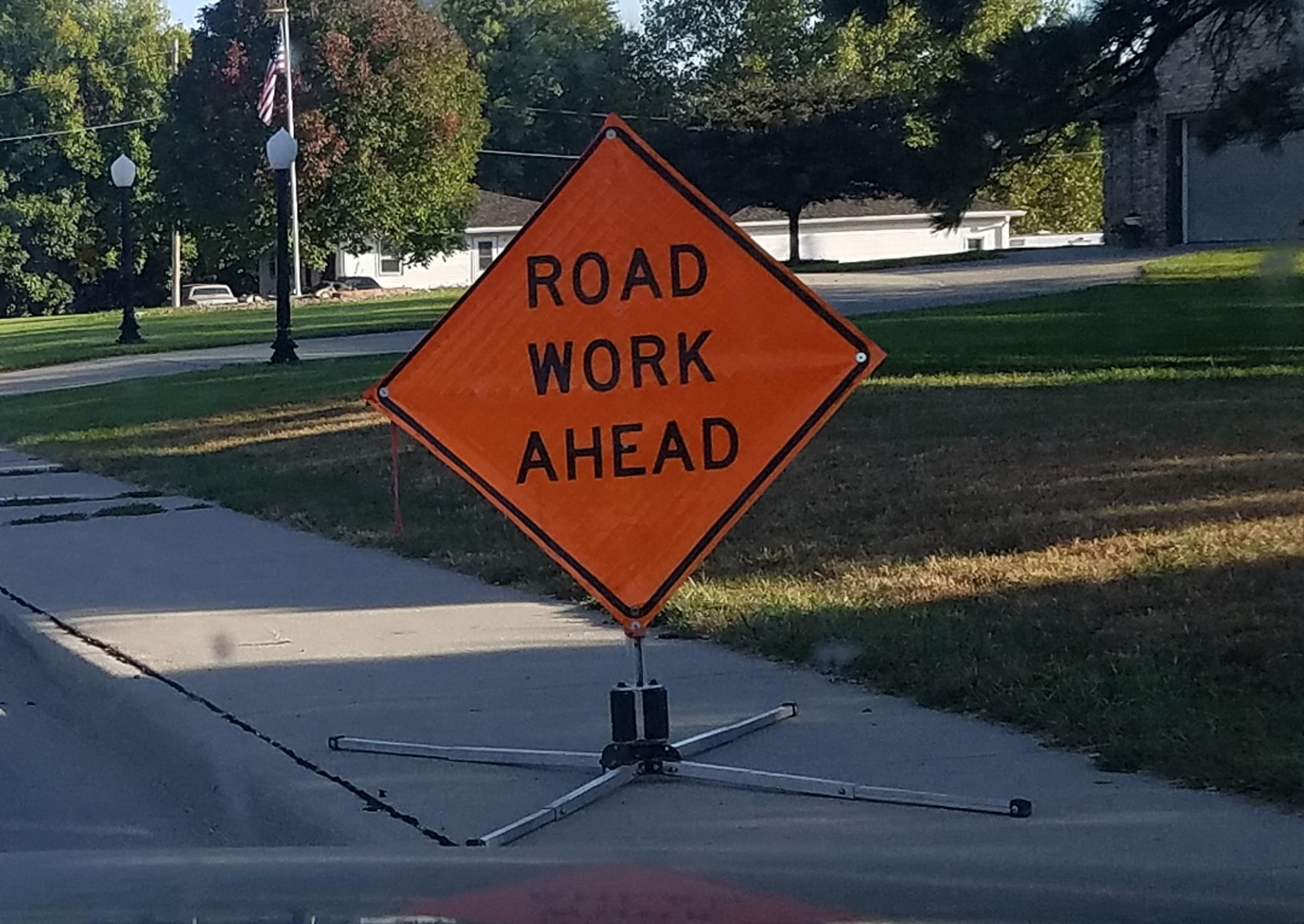Road Repair Work: 39th Street and 7th Avenue to 11th Avenue
