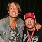 Keith Urban with me