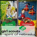 Win a Case of Girl Scout Cookies!
