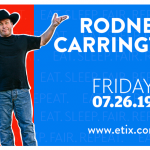 Did you see Rodney Carrington is coming back to the Tri Cities?