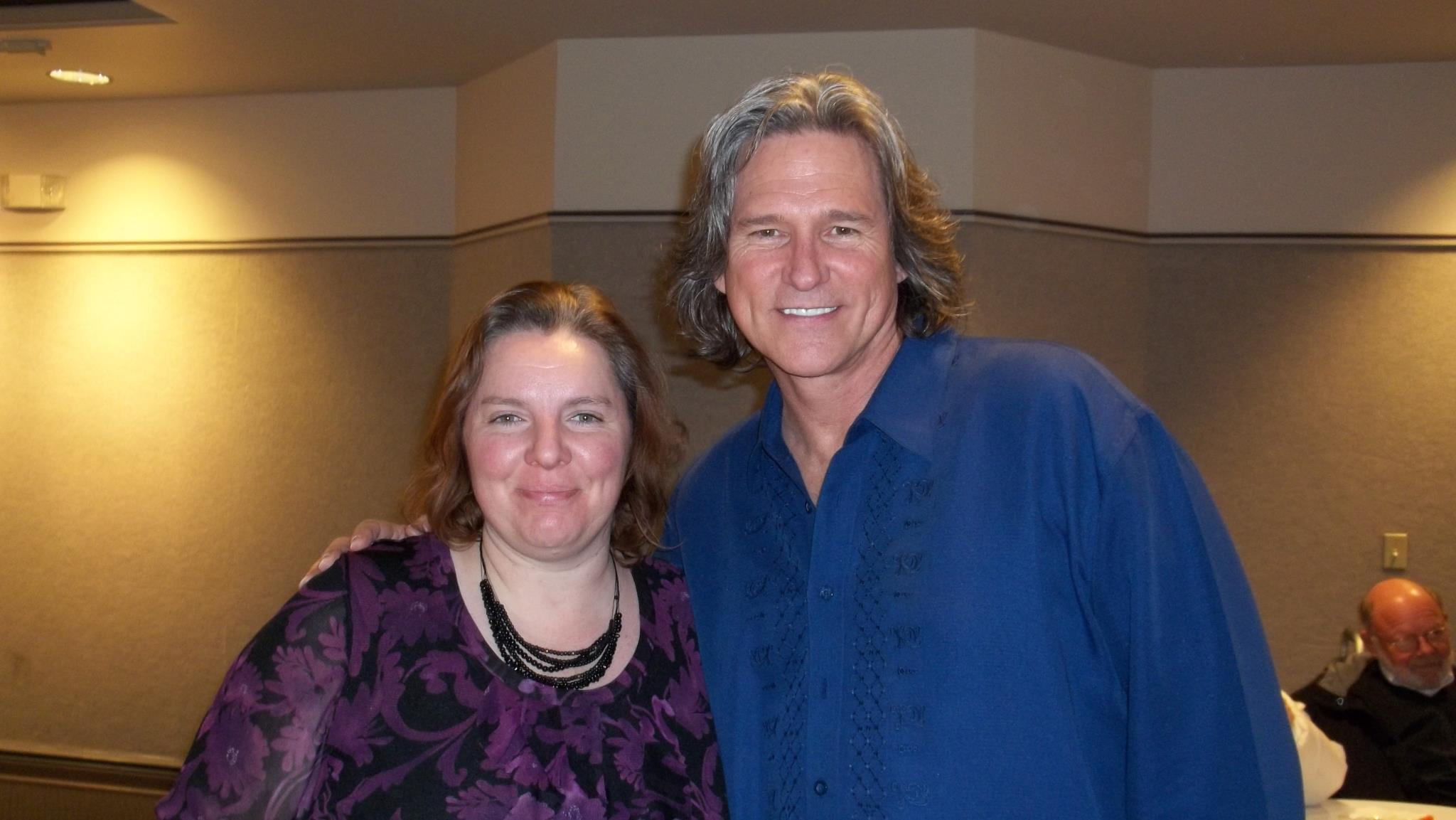 Lisa and Billy Dean