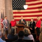 """Governor Ricketts to Legislature: """"Don't Tax Working Families Out of House and Home"""""""