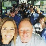 NASCAR Bus to Kansas a blast!