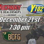 The Y102/Midway PBR is back!