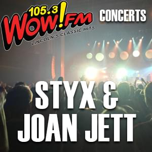 Styx and Joan Jett with Tesla