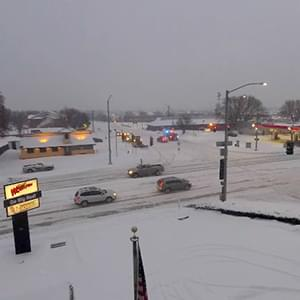 Time Lapse Video of Snowmaggeden