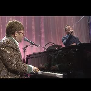 Tiny Dancer with Taron and Elton