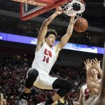 Huskers Pull Off Improbable Victory, Taking Down Maryland 69-61 in Big 10 Tournament