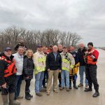 Vice President Mike Pence Tours Nebraska Flood Damage, Offers Support For the Midwest