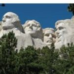 A Nebraska Woman Is Fined For Climbing Mt Rushmore