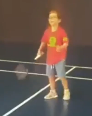 The Next Andre Agassi