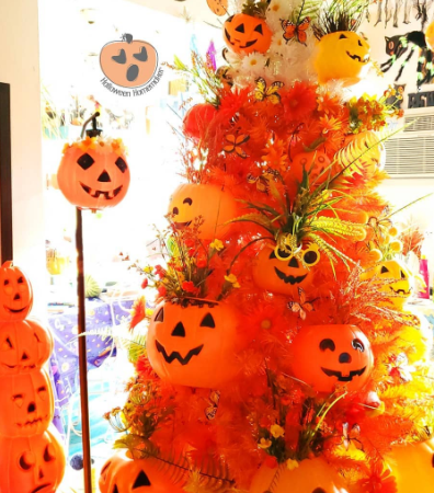 "Halloween Trees Are Really A ""Thing"""