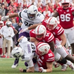 Huskers unresponsive in overtime, fall to resilient Wildcats