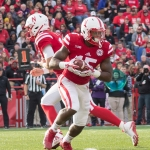 Huskers get run over in first half, show fight in second half of third straight loss