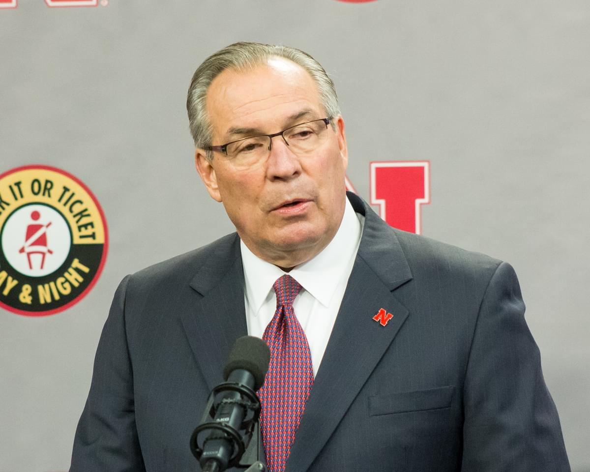 NU AD Bill Moos Announces Hiring of Two Veteran Athletic Administrators to his Staff
