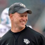Scott Frost is Nebraska's next head football coach