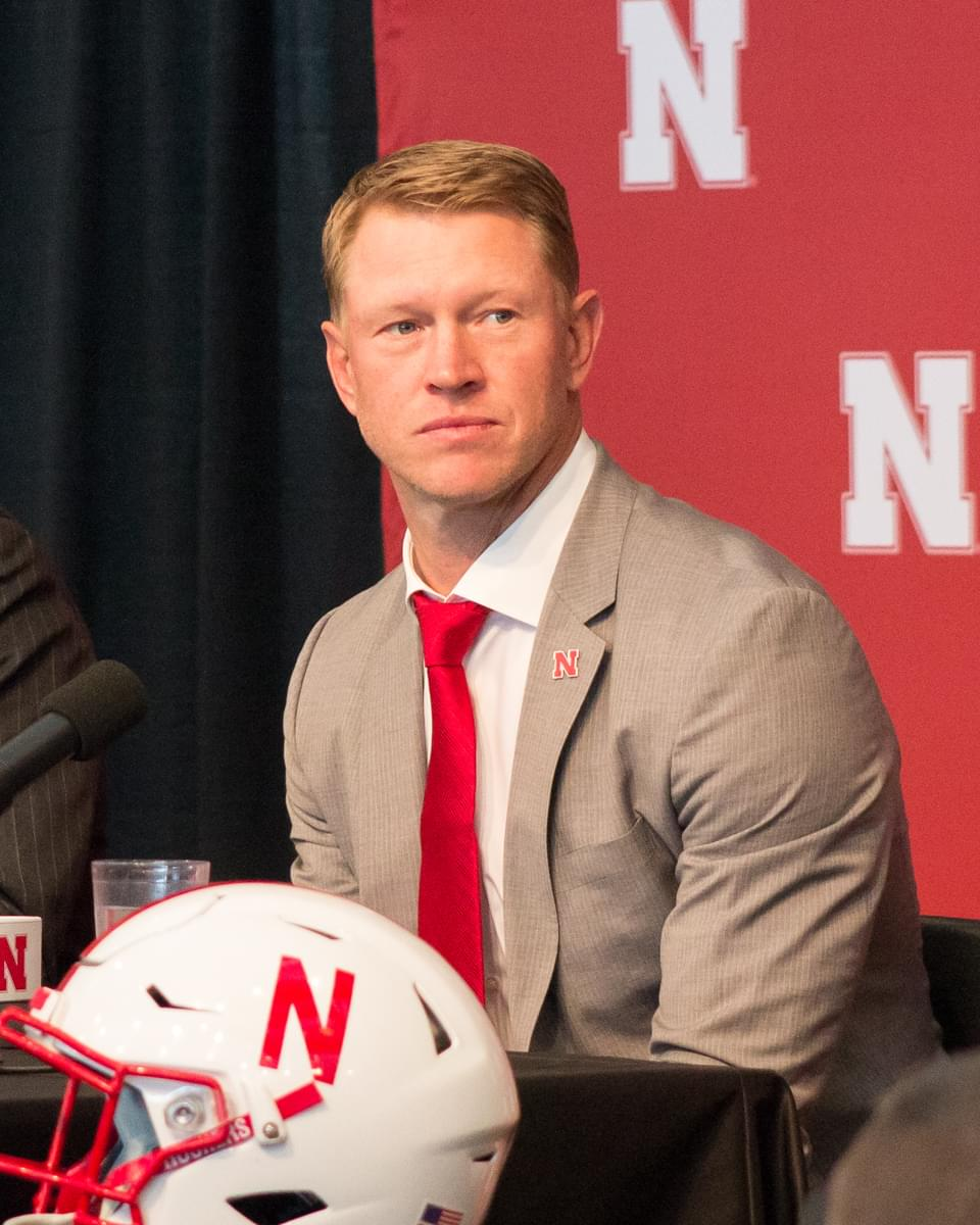Frost Facing New Challenges as Huskers in the Midst of a Historically Bad Season