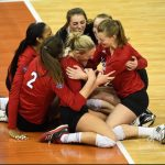 Huskers rally past Nittany Lions, will face Gators in national title