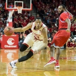 Huskers take control early, clear bench late in win over Hornets