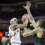 Huskers back on the road, face tough test against Boilermakers