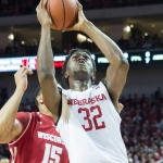 Tshimanga didn't make trip to Penn State, future with Huskers unclear