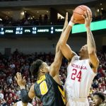 Huskers top Hawkeyes for fourth win in five games
