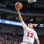 Huskers thrash Hawkeyes for fourth straight win