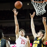 Huskers keep rolling with team scoring effort against Gophers