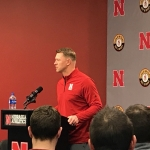 Frost wraps up first signing class as Huskers head coach