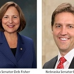 Nebraska's Two U.S. Senators Vote Differently on Spending Bill