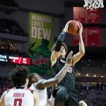 Huskers show balanced attack in win over Scarlet Knights