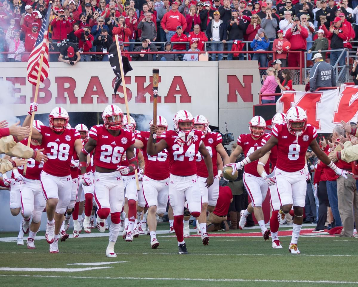 Nebraska S Spring Game To Be Televised Live Klin Am