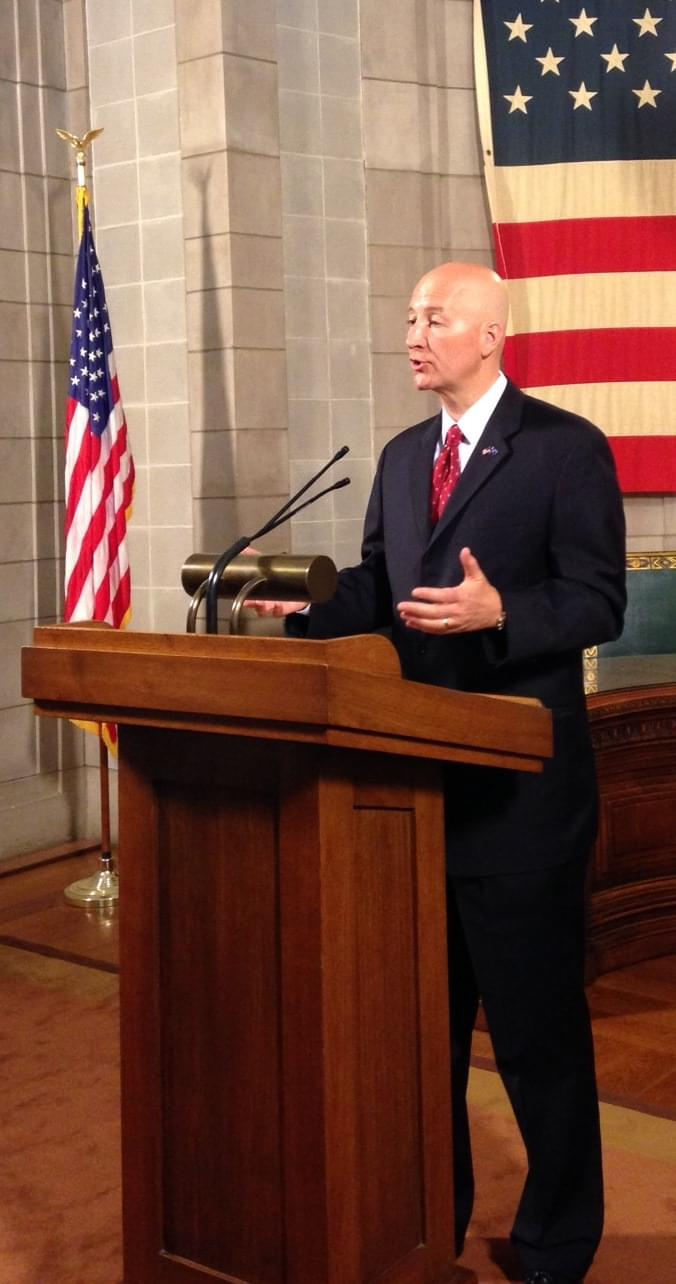 Governor Ricketts: Secure the Border, Keep Families and Children Together | KLIN-AM