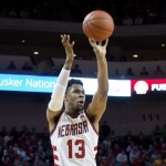 Former Husker Anton Gill working out with Charlotte Hornets before NBA Draft