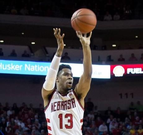 Former Husker Anton Gill working out with Charlotte Hornets before NBA Draft | KLIN-AM