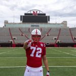"Anderson hopes to ""hit people and get praise for it"" as future Husker linemen"