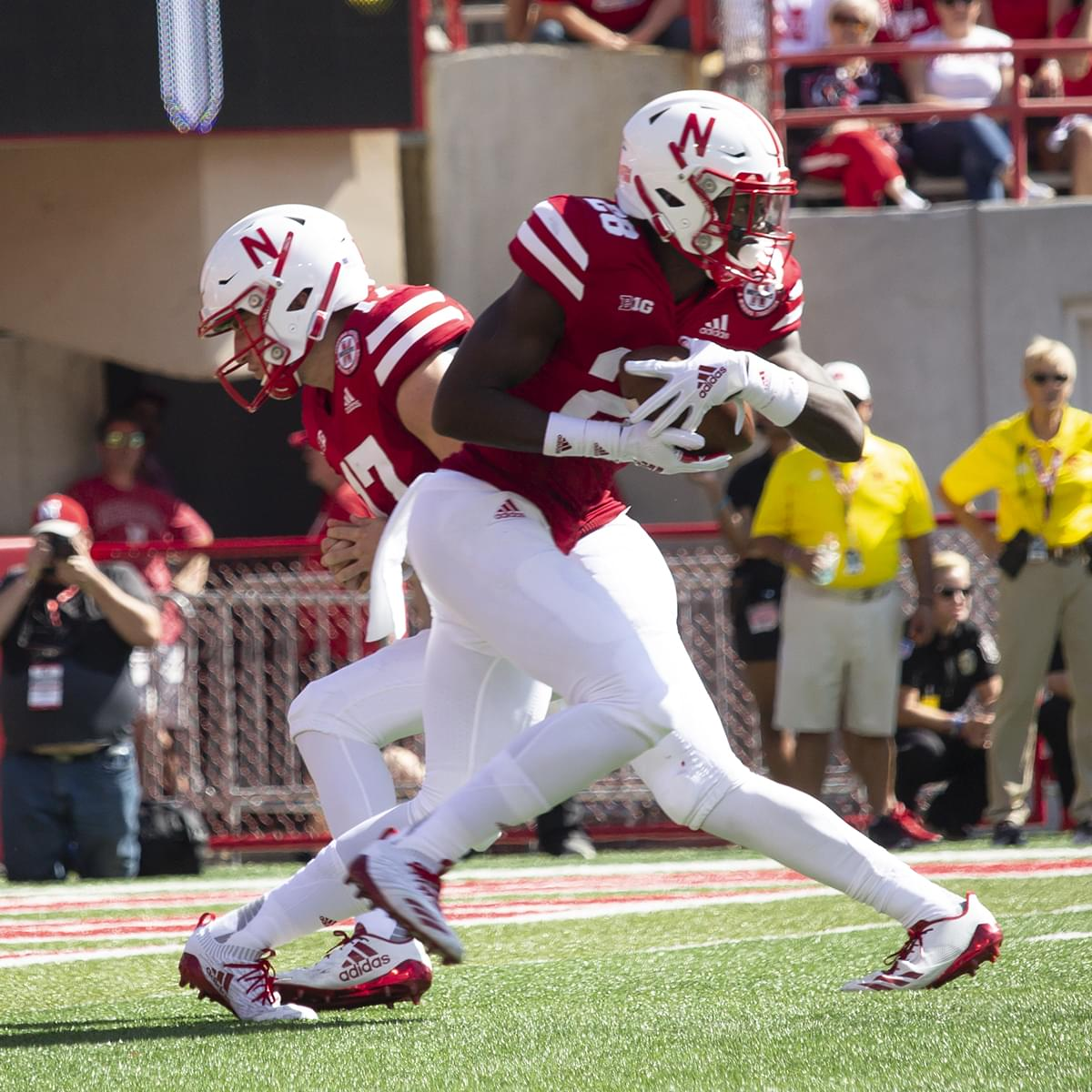 Husker's New Running Backs were a Bright Spot in a Forgettable Game