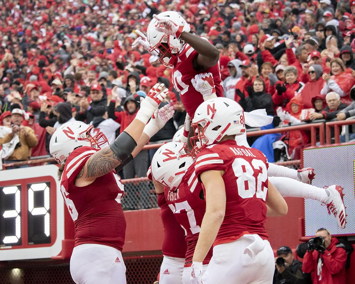 Despite Offensive Outbursts, the Huskers Come Up Short