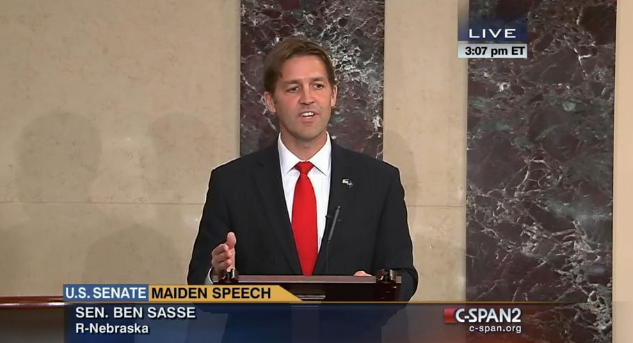 Sen Sasse Comments on Russian Midterm Election Interference