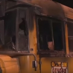 Lincoln Public Schools Bus Catches Fire an Hour and a Half After Being Turned Off
