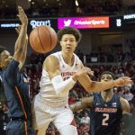 Huskers Fall to Gophers on the Road 85-78