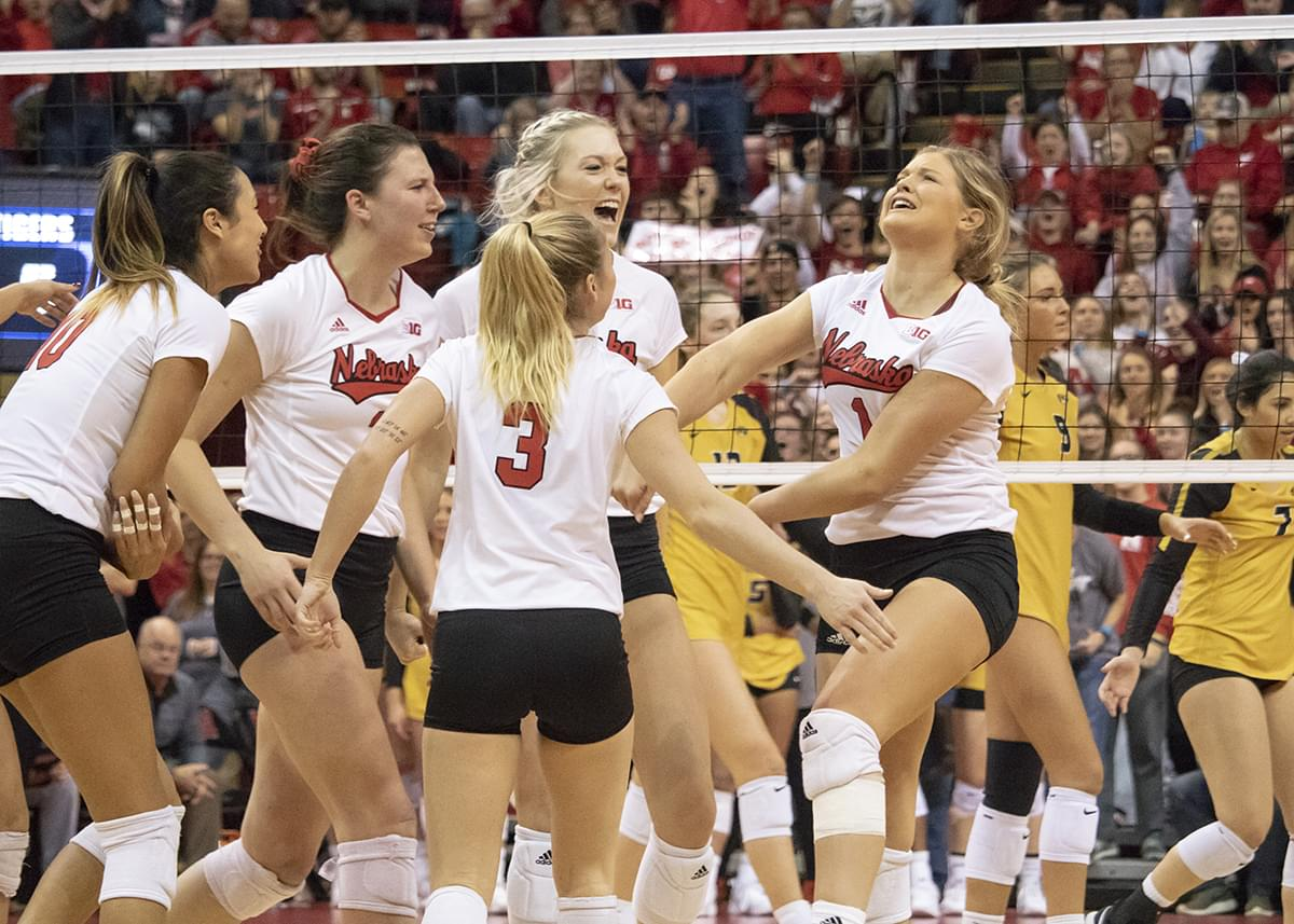 Battle Tested Huskers Ready to Face SEC Champs Kentucky in Third Round of NCAA Tournament Friday