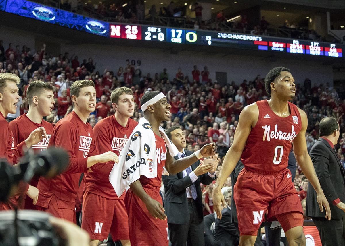 Nebraska Defeats Creighton 94-75, Marking First Win Against Bluejays Since 2010