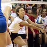 Huskers Enjoying the Moment Ahead of National Championship Match