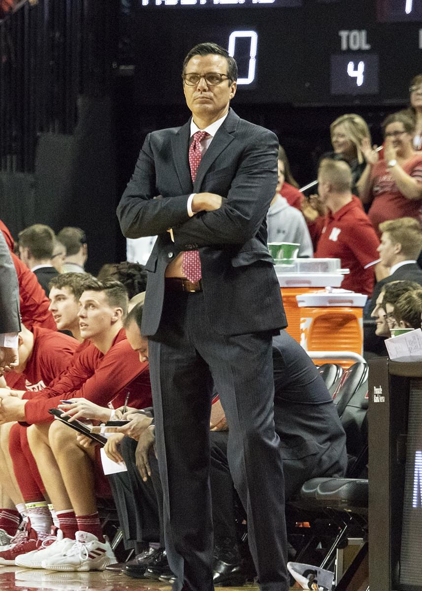 Huskers Dialed in for Test Against Big 10 Blue Blood