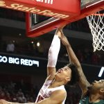 Huskers Have Home Win Streak Snapped by Spartans