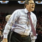 Huskers Drop Their Fourth Straight, Falling to Wisconsin 62-51