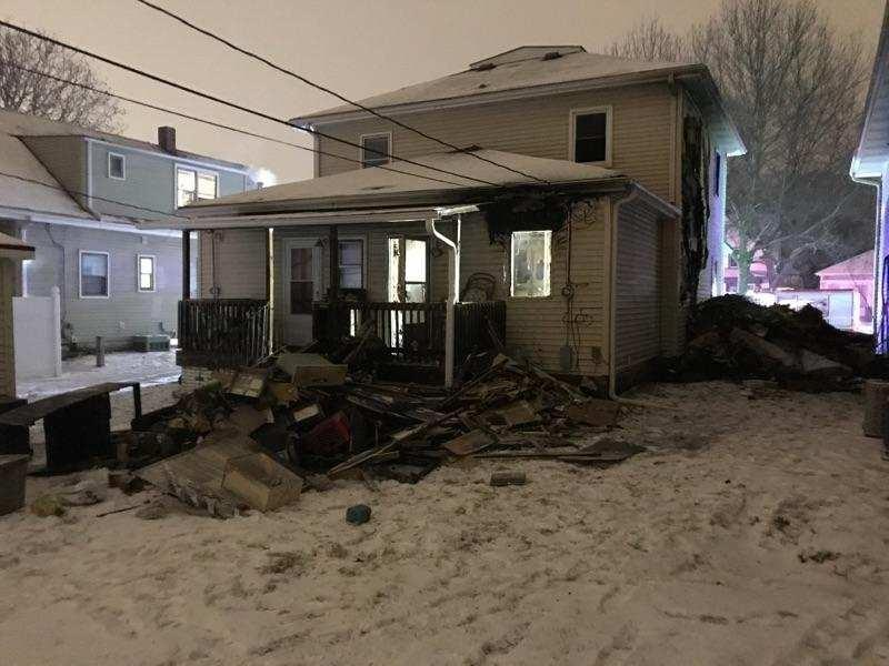 Duplex Fire Update: Off-Duty Officer Commended for Bravery After Helping Rescue Victim